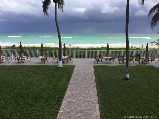 1936 Ocean 8C, Hallandale, FL 33009 (MLS #H10519644) :: Green Realty Properties