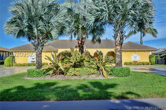 1411 Diplomat Pky, Hollywood, FL 33019 (MLS #H10520952) :: Green Realty Properties