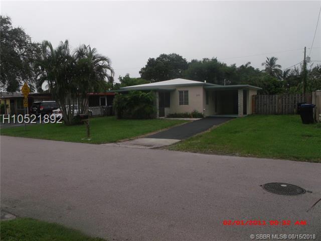 2711 12th Ter, Fort Lauderdale, FL 33315 (MLS #H10521892) :: Green Realty Properties