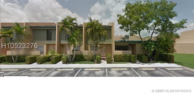 1296 97th Ave #248, Pembroke Pines, FL 33024 (MLS #H10523276) :: Green Realty Properties