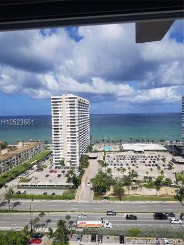 1965 Ocean Dr 18G, Hallandale, FL 33009 (MLS #H10523661) :: RE/MAX Presidential Real Estate Group