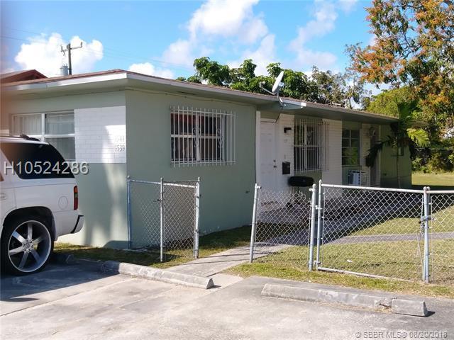 1539 45th St, Miami, FL 33142 (MLS #H10524286) :: Green Realty Properties