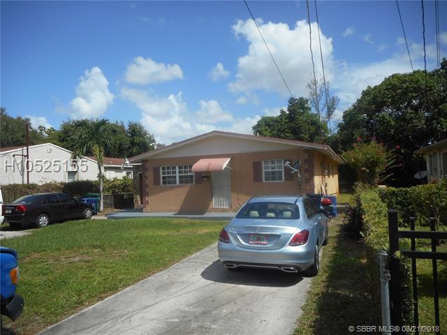 2011 100th St, Miami, FL 33147 (MLS #H10525155) :: Green Realty Properties
