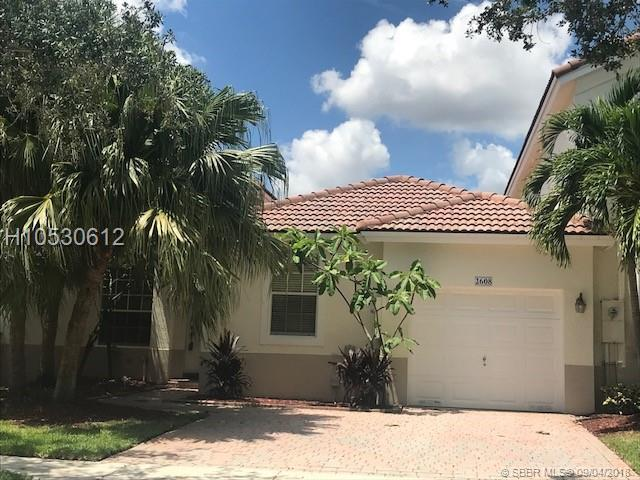 2608 189TH AV, Miramar, FL 33029 (MLS #H10530612) :: Green Realty Properties