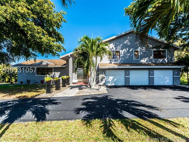 11401 17 STREET, Plantation, FL 33323 (MLS #H10531057) :: Green Realty Properties