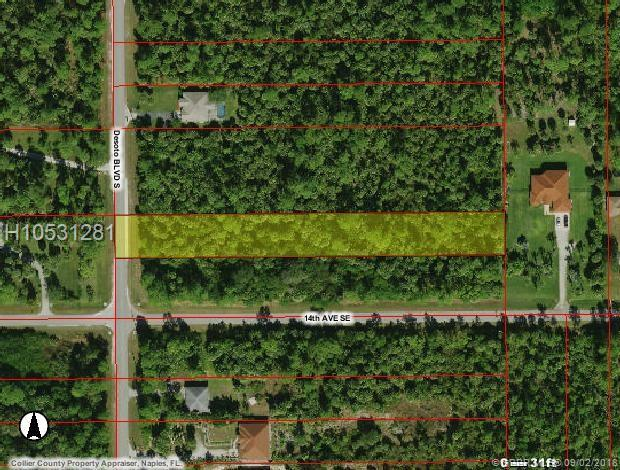 1400 Desoto, Other City Value - Out Of Area, FL 34117 (MLS #H10531281) :: Green Realty Properties
