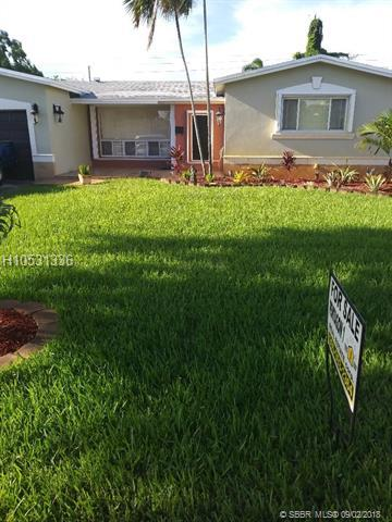 7321 Grandview Blvd, Miramar, FL 33023 (MLS #H10531336) :: Green Realty Properties