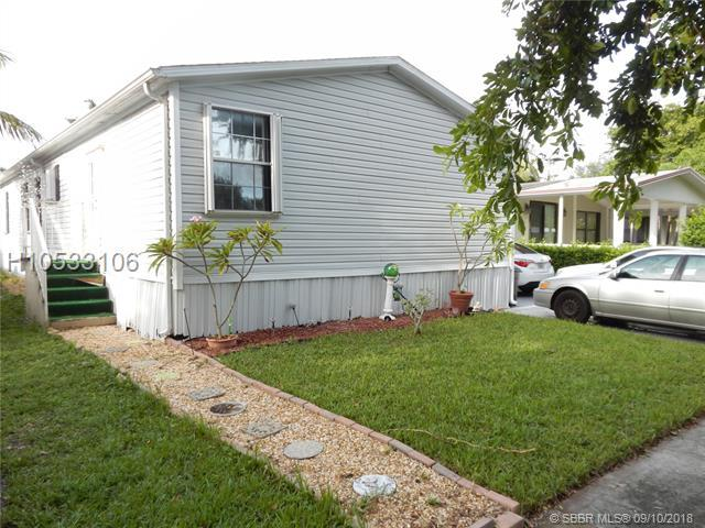 3007 51st St, Dania Beach, FL 33312 (MLS #H10533106) :: Green Realty Properties