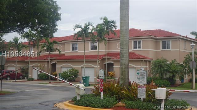 7922 Southwood Cir #7922, Davie, FL 33328 (MLS #H10534851) :: Green Realty Properties