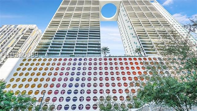 500 Brickell Ave #2204, Miami, FL 33131 (MLS #H10536089) :: Green Realty Properties