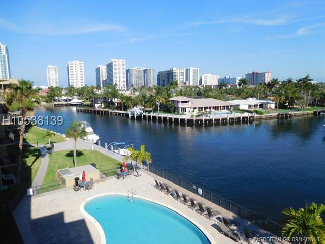 301 Golden Isles Dr #510, Hallandale, FL 33009 (MLS #H10538139) :: Green Realty Properties