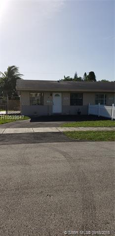 5701 3rd Ave, Oakland Park, FL 33334 (MLS #H10539847) :: Green Realty Properties