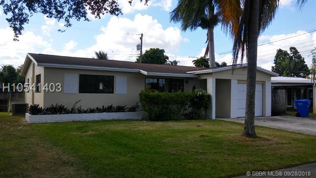 2330 69th Ave, Hollywood, FL 33024 (MLS #H10541403) :: Green Realty Properties