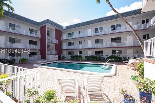 7910 Taft St #308, Pembroke Pines, FL 33024 (MLS #H10542148) :: Green Realty Properties