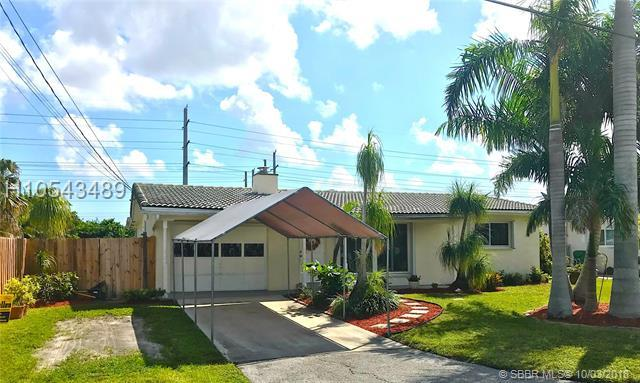 4548 37th Ave, Fort Lauderdale, FL 33312 (MLS #H10543489) :: Green Realty Properties
