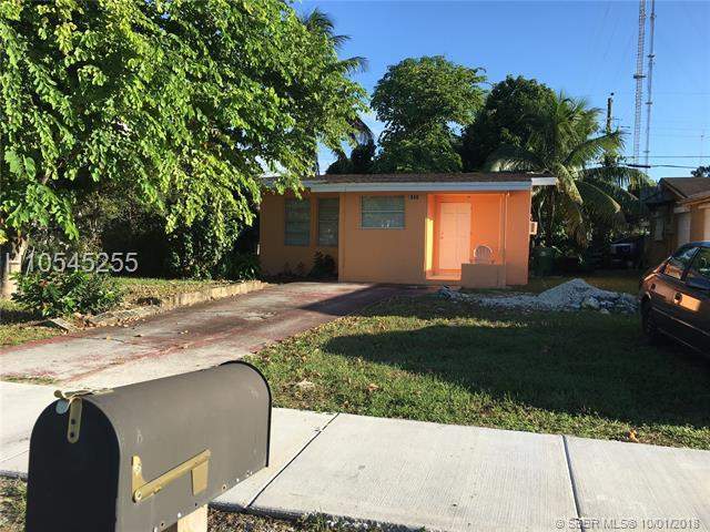 6040 SW 38th St, Miramar, FL 33023 (MLS #H10545255) :: RE/MAX Presidential Real Estate Group