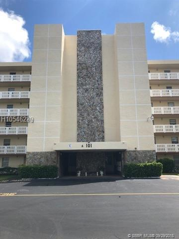 101 3rd Ave #408, Dania Beach, FL 33004 (MLS #H10546289) :: Green Realty Properties