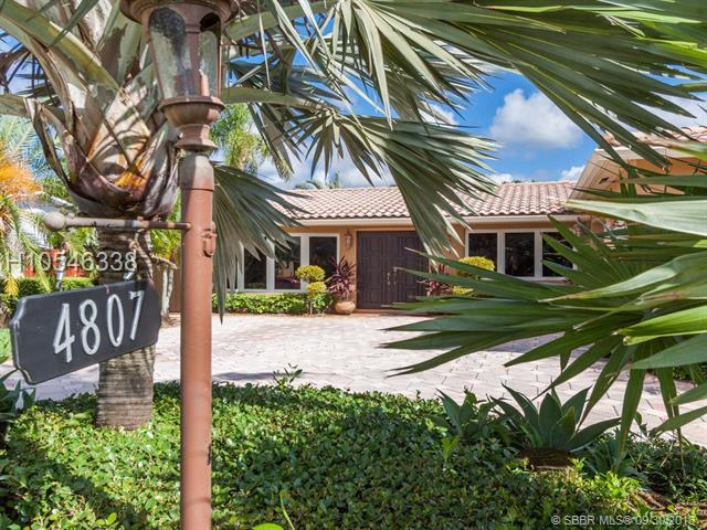 4807 Hayes St, Hollywood, FL 33021 (MLS #H10546338) :: Green Realty Properties