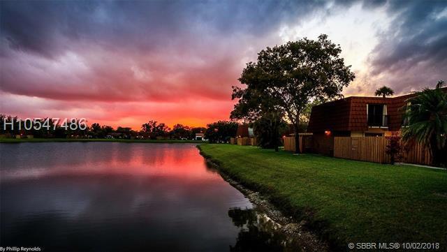 11875 12th Pl #11875, Davie, FL 33325 (MLS #H10547486) :: Green Realty Properties