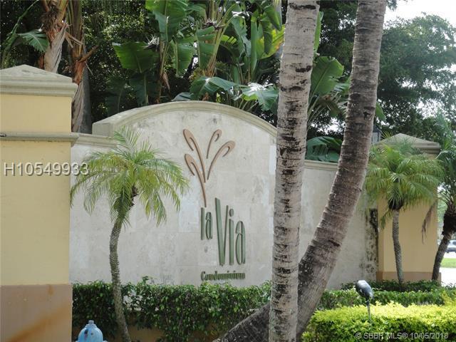 9610 2nd St #8107, Pembroke Pines, FL 33024 (MLS #H10549933) :: Green Realty Properties