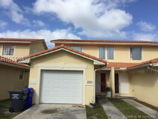 5829 Grant St, Hollywood, FL 33021 (MLS #H10553493) :: Green Realty Properties