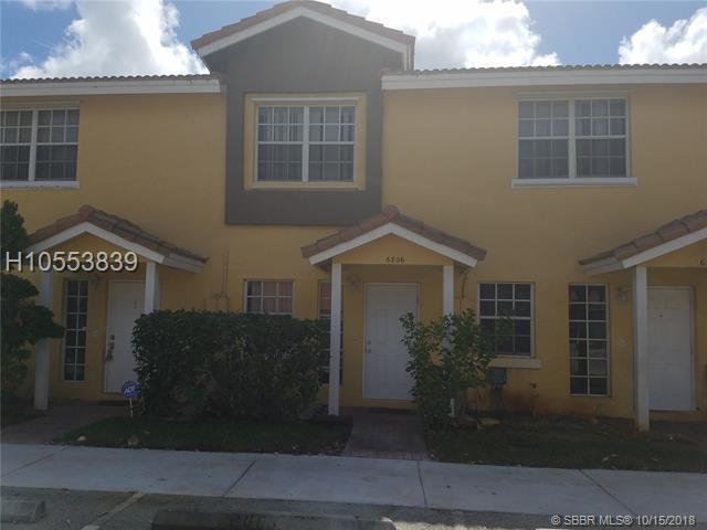 6806 Sienna Club Dr, Lauderhill, FL 33319 (MLS #H10553839) :: Green Realty Properties
