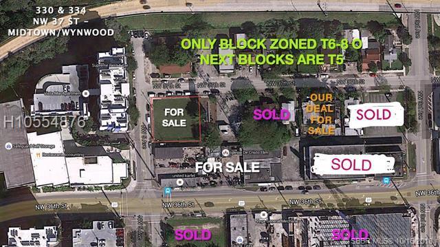 330 & 334 37th St, Miami, FL 33127 (MLS #H10554876) :: Green Realty Properties