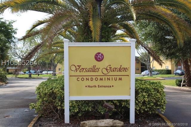 8020 Colony Cir #103, Tamarac, FL 33321 (MLS #H10555264) :: Green Realty Properties