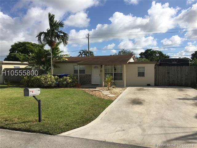 5910 Atlanta St, Hollywood, FL 33021 (MLS #H10555800) :: Green Realty Properties