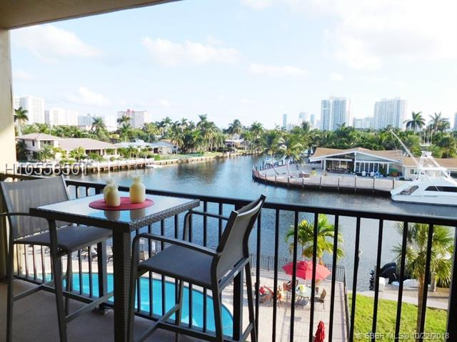 301 Golden Isles Dr #409, Hallandale, FL 33009 (MLS #H10558501) :: Green Realty Properties