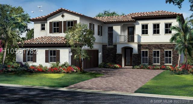 6954 Stillwater Shores Dr, Davie, FL 33314 (MLS #H10561782) :: Green Realty Properties