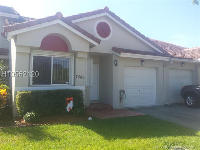 7480 Pinewalk Dr 89-19, Margate, FL 33063 (MLS #H10562120) :: Green Realty Properties