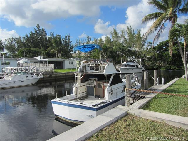 4521 42nd Ave, Fort Lauderdale, FL 33314 (MLS #H10568574) :: Green Realty Properties