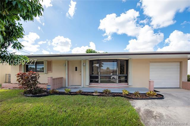 3904 Lake Ter, Miramar, FL 33023 (MLS #H10569227) :: Green Realty Properties