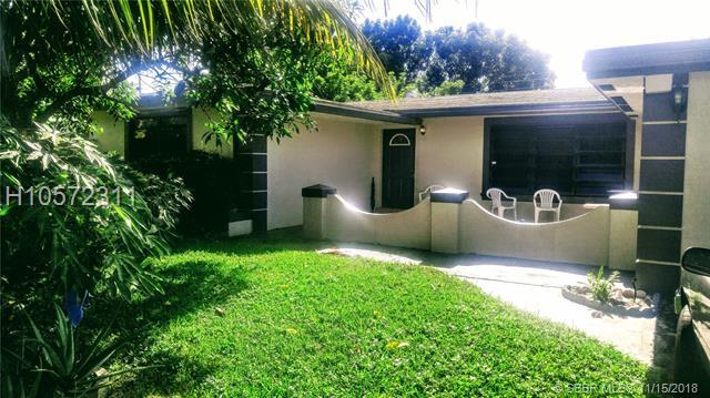1051 Tennessee Ave, Fort Lauderdale, FL 33312 (MLS #H10572311) :: Green Realty Properties