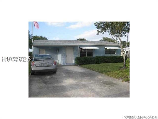 7111 Custer St, Hollywood, FL 33024 (MLS #H10576748) :: Green Realty Properties