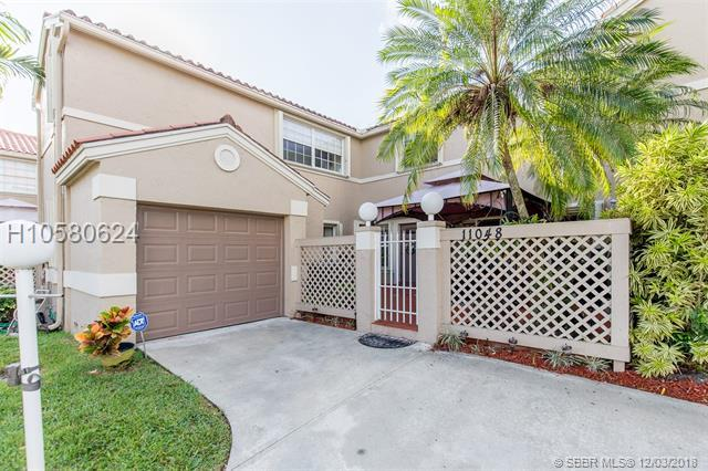 11048 Mainsail Dr #0, Cooper City, FL 33026 (MLS #H10580624) :: Green Realty Properties