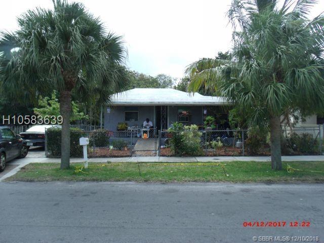 713 7th St, Dania Beach, FL 33004 (MLS #H10583639) :: Green Realty Properties