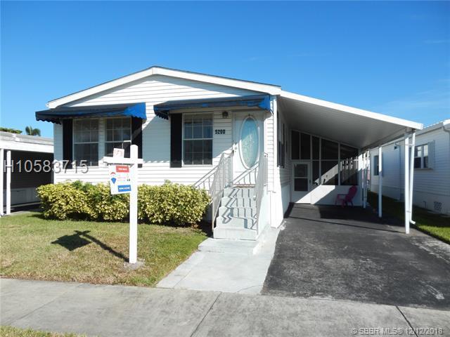 5200 24th Ave, Dania Beach, FL 33312 (MLS #H10583715) :: Green Realty Properties