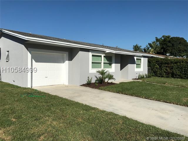 7541 Hope St, Hollywood, FL 33024 (MLS #H10584999) :: Green Realty Properties