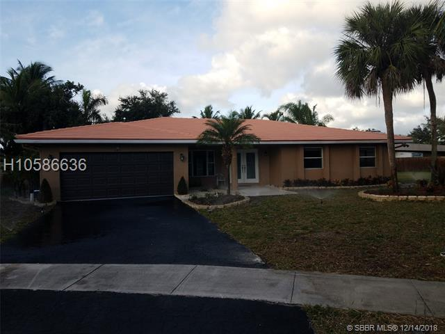 5471 17th St, Plantation, FL 33317 (MLS #H10586636) :: Green Realty Properties