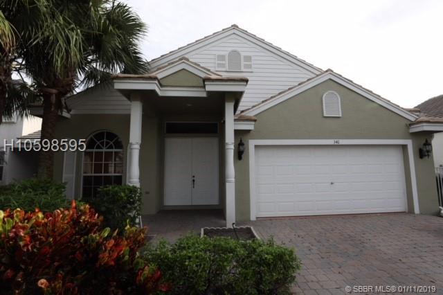 341 Berenger Walk, Royal Palm Beach, FL 33414 (MLS #H10598595) :: Green Realty Properties