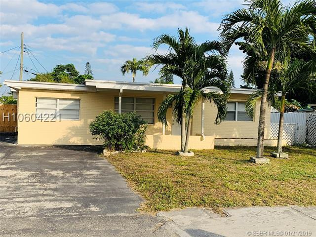 415 62nd Ave, Hollywood, FL 33023 (MLS #H10604221) :: Green Realty Properties