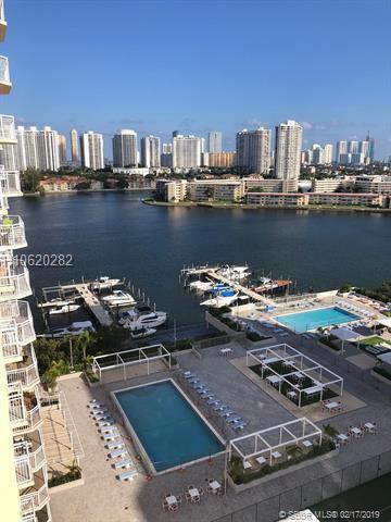 18051 Biscayne Blvd 1502-1, Aventura, FL 33160 (MLS #H10620282) :: Green Realty Properties