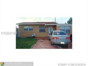 6236 SW 23rd St, Miramar, FL 33023 (MLS #H10647368) :: Green Realty Properties