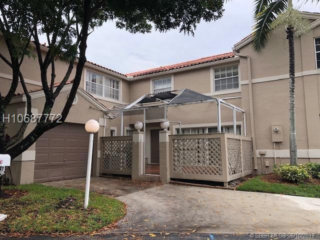 11047 Long Boat Dr #11047, Cooper City, FL 33026 (MLS #H10687772) :: RE/MAX Presidential Real Estate Group