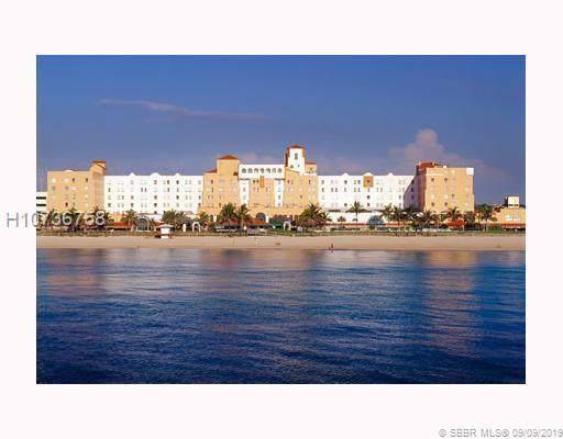 101 N Ocean Dr #754, Hollywood, FL 33019 (MLS #H10736758) :: RE/MAX Presidential Real Estate Group
