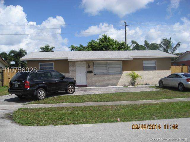 7731 NW 30th St, Davie, FL 33024 (MLS #H10756028) :: RE/MAX Presidential Real Estate Group