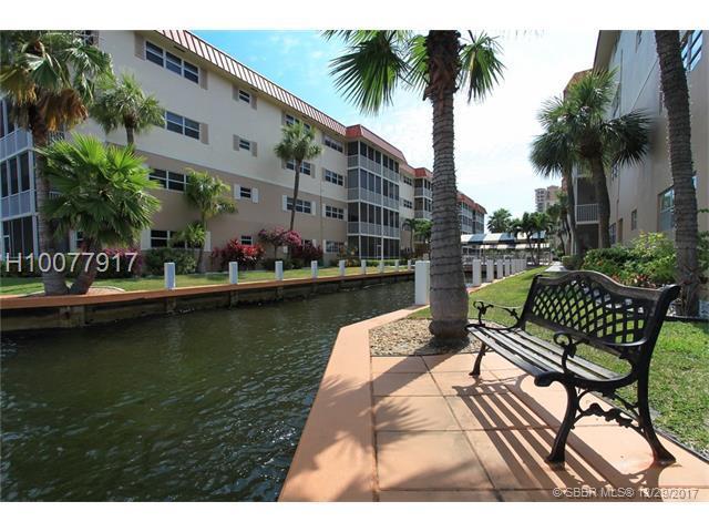2097 S Ocean Dr #106, Hallandale, FL 33009 (MLS #H10077917) :: Green Realty Properties