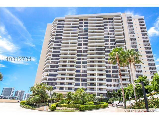 2500 Parkview Dr #2019, Hallandale, FL 33009 (MLS #H10312784) :: RE/MAX Presidential Real Estate Group